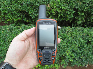 GPS Garmin GPSmap 62s Seken