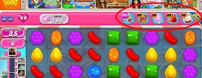 تحميل لعبة candy crush مهكرة آخر تحديث