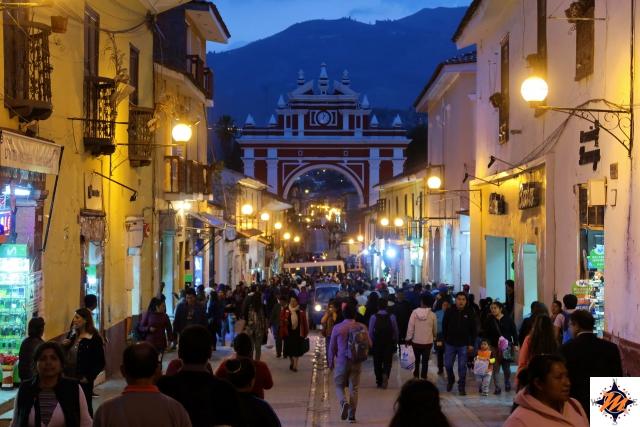 Ayacucho, Arco del Triunfo