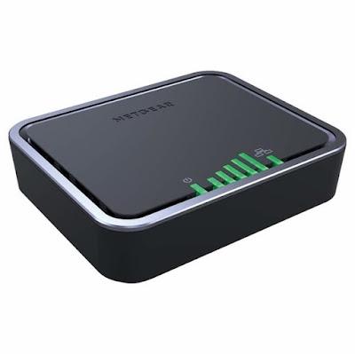 NETGEAR LB1120-100NAS 4G LTE Broadband Modem