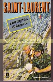 Saint-Laurent, les agités d'Alger, 1972 917 >