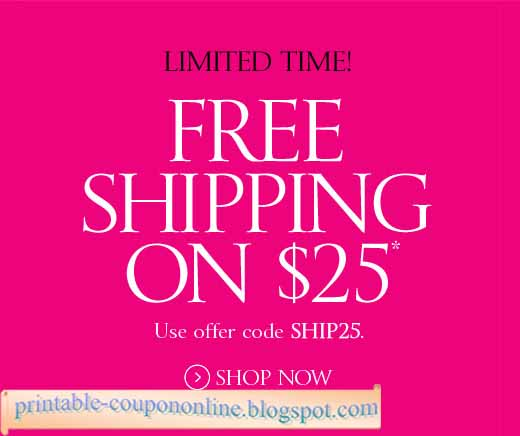 Victoria secret free shipping coupon code october 2018