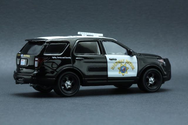Police Interceptor 1967 Ford Custom Patrol Car ...