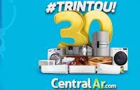 Promoção Central Ar #Trintou! 30
