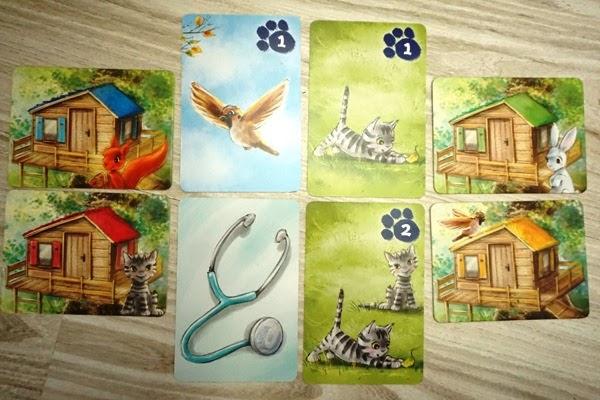 gra misia i pacjenci, dla dzieci przedszkolaków, zielona sowa