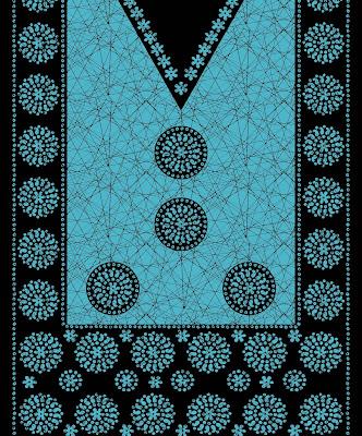 Lavanya-Geometric-Textile-Kaftan 49