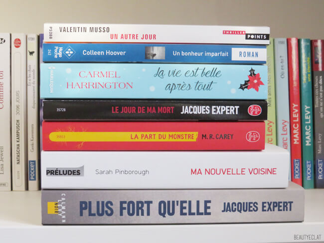bookhaul octobre 2020