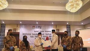 SAH !! Pasangan Bupati dan Wakil Bupati Cianjur, Herman Suherman-TB Mulyana Menunggu Pelantikan