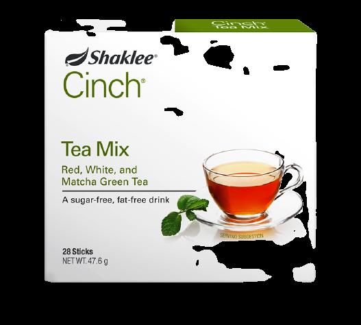 Cinch Tea Mix Shaklee | Winichelen Wongkin