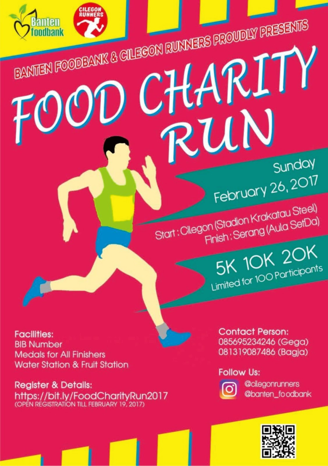 Food Charity Run • 2017
