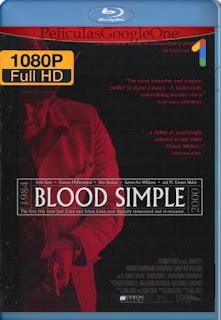 Sangre Facil (Blood Simple) (1984) [1080p BRrip] [Latino] [LaPipiotaHD]