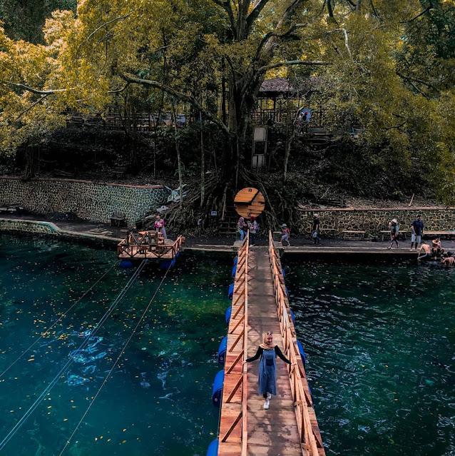 Wisata Alam Sumber Jenon Malang