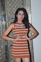 Actress Nikhita in Spicy Small Sleeveless Dress ~  Exclusive 068.JPG