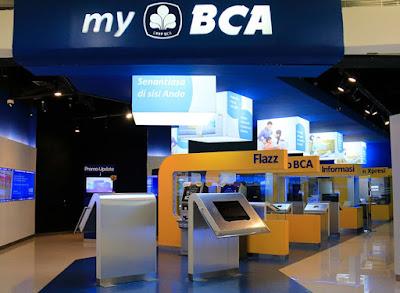 Tarik Tunai Lewat ATM BCA