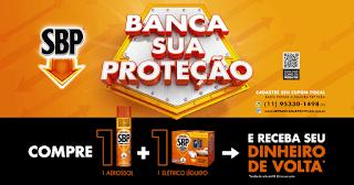 Promoção SBP Banca a Sua Proteção