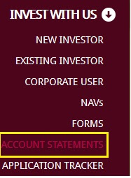 Axis Mutual Fund Account Statement
