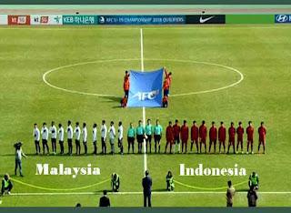 Indonesia Kalah Dari Malaysia di Babak Pertama