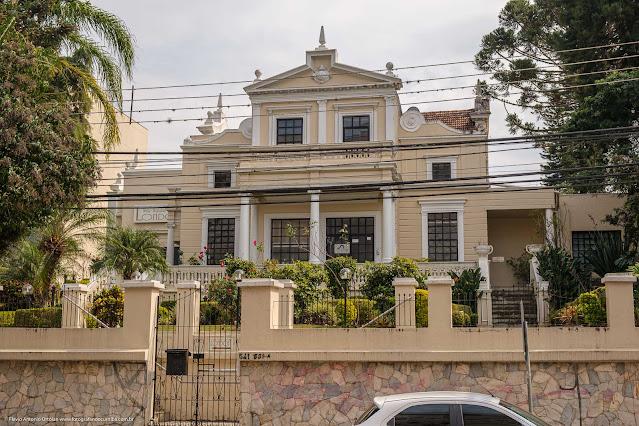 A casa de Gustavo Venske e Anna Mueller