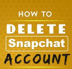 Deleting Your Snapchat Account