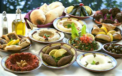 dania z Bliskiego Wschodu