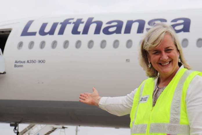 Lufthansa retoma a rota Rio de Janeiro - Frankfurt