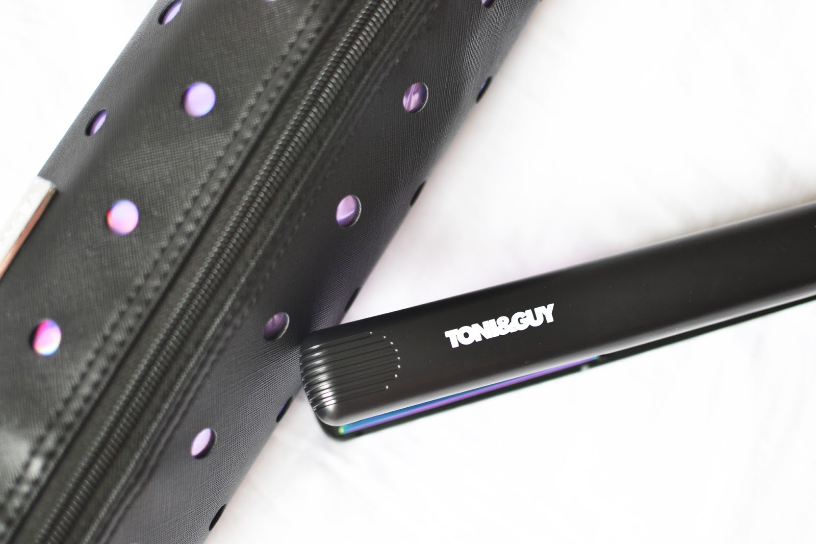 toni and guy fluid metal hair straighteners