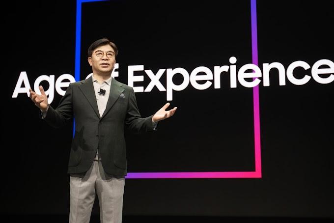 """Samsung Electronics declara la """"Era de la experiencia"""""""