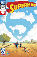 DC Renascimento: Superman #45