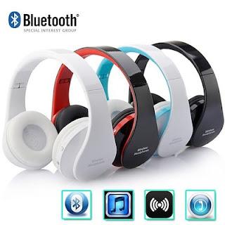 Headphone Nikrable