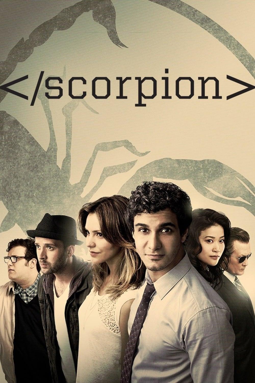 Scorpion Serie Completa Latino/Ingles 720p