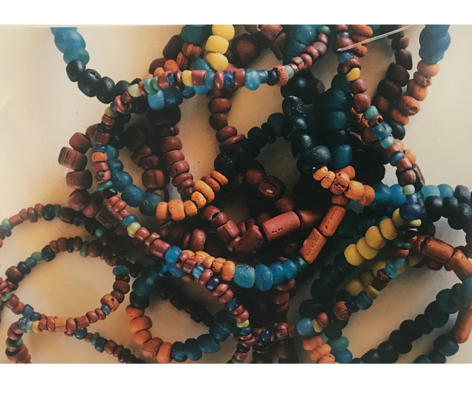 Indo-Pacific beads from various sources.