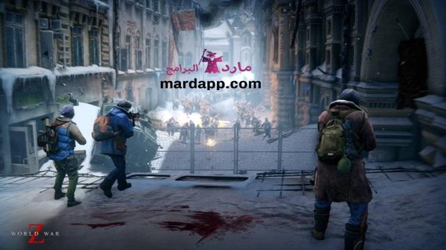 تحميل لعبة world war z للكمبيوتر من ميديا فاير