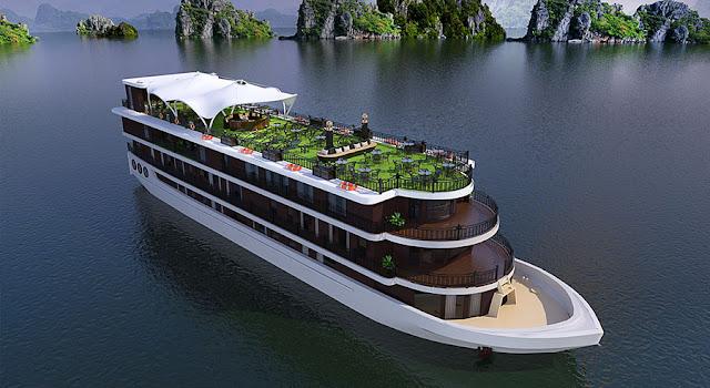 Du thuyền Hạ Long hút khách
