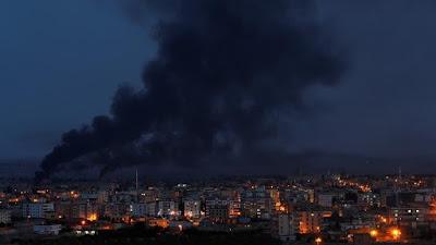 اسرائيل, فلسطين, شهادات حية, استخدام تركيا الفوسفور الحارق, الاكراد,