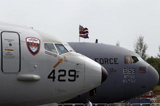 Australia Kirim Pesawat Militer untuk Intai Kapal Korut