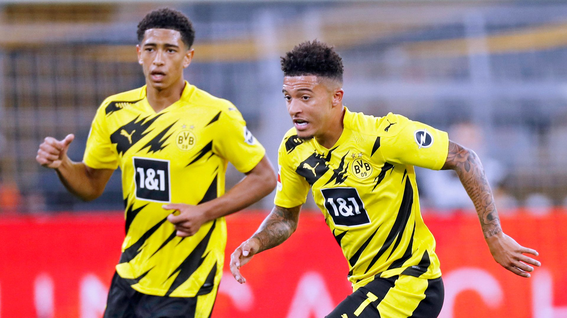 England's young lions in Bundesliga