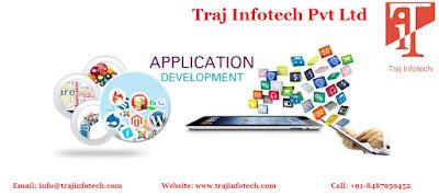 Application Development - Traj Infotech