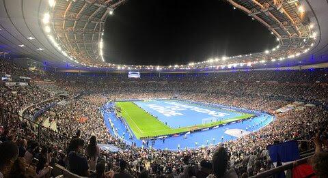 FOTO de STADE DE FRANCE - Estadio de Francia