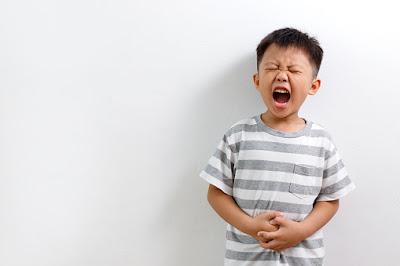علاج إسهال الأطفال في المنزل