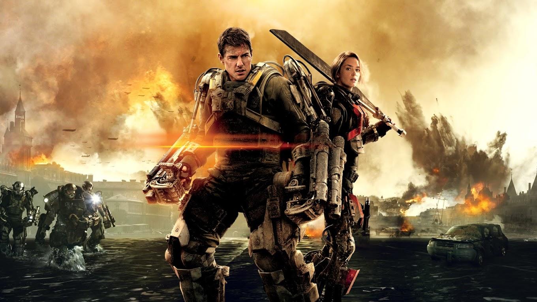 Tom Cruise e Emily Blunt