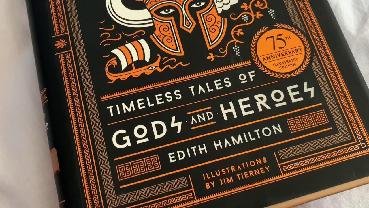 Mythology 75th Edition, Edith Hamilton