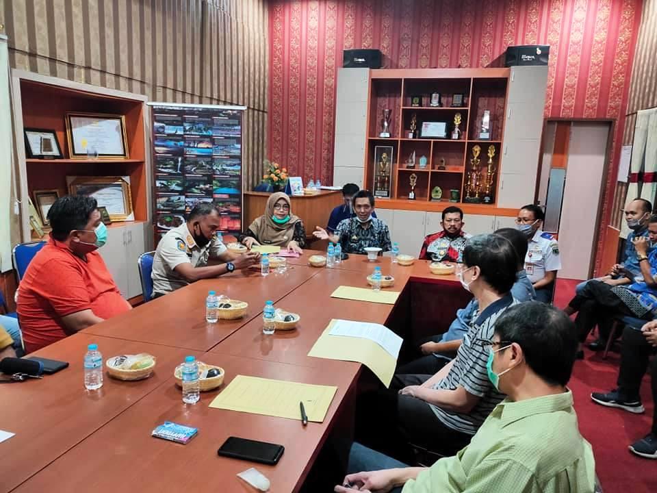 Pemerintah Kabupaten Pinrang mengundang para Pengusaha