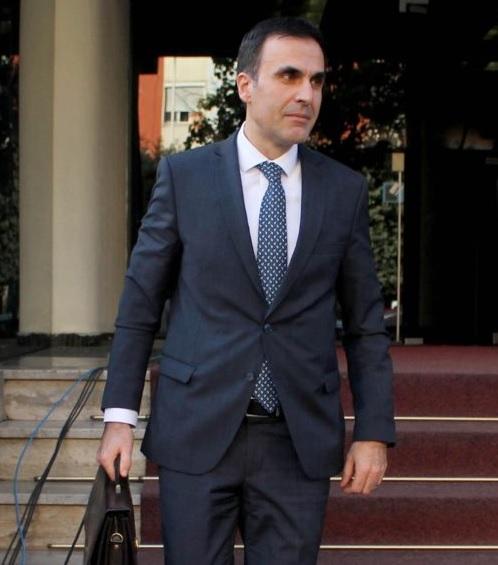 Olsian Çela è eletto procuratore generale dell'Albania con 101 voti a favore