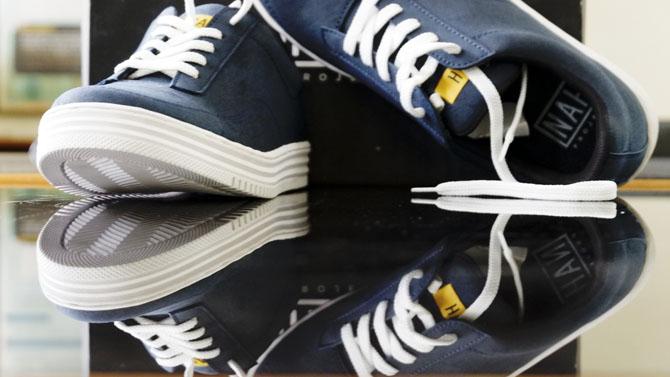 Koleksi pribadi sepatu Nah Project