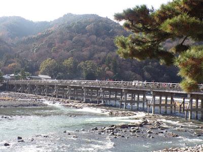 Puente Togetusu, Arashiyama