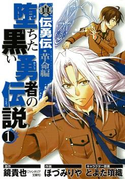 Shinden Yuuden Kakumeihen - Ochita Kuroi Yuusha no Densetsu Manga