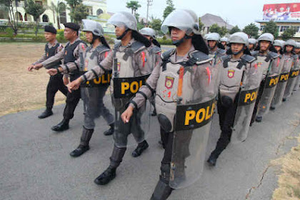47 Ribu Personel TNI-Polri Dikerahkan, Netizen: Sudah Diskenariokan Siapa yang Menang