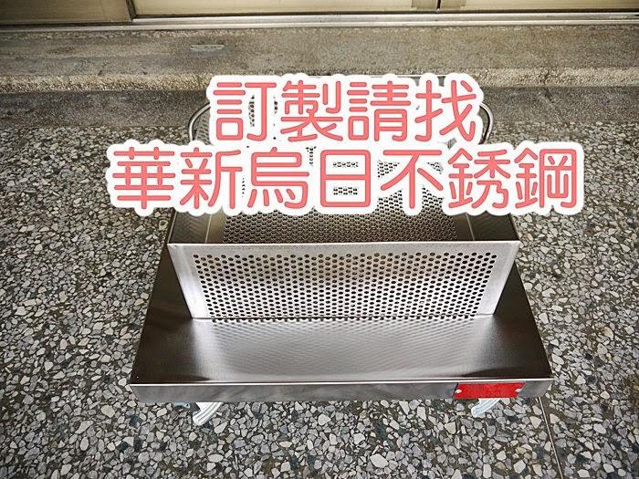 不銹鋼過濾網 不鏽鋼濾油網 白鐵沖孔網 接受局部沖孔 @華新烏日不銹鋼餐廚規劃 - nidBox親子盒子