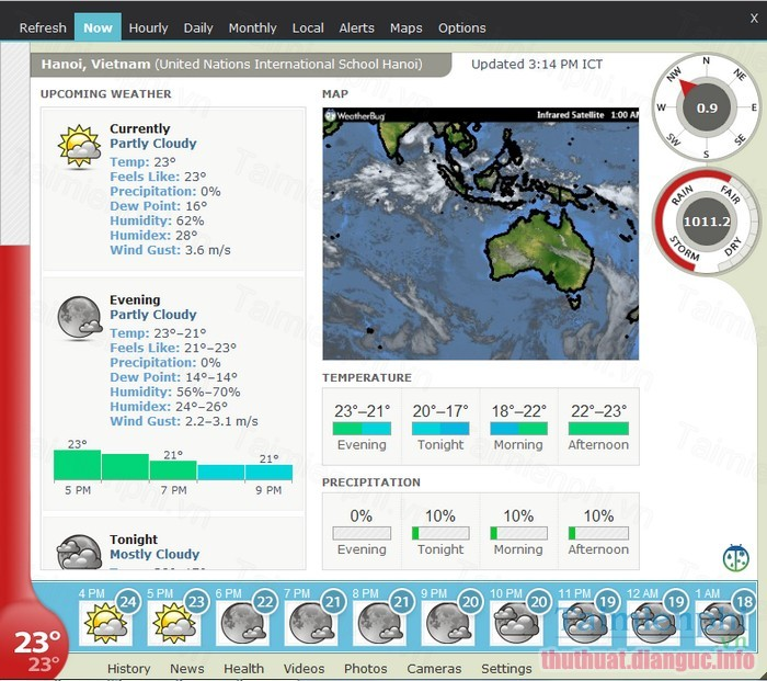 Download Weather Watcher Live 7.2.187 Full Crack