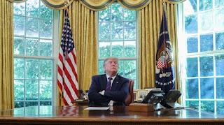 ترامب يُبدي إستياءه الشديد إزاء تغيير وضع آيا صوفيا